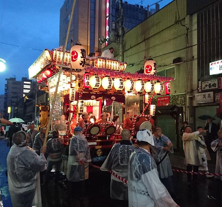北海道神宮際 2017