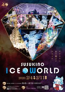 Iceworld2020ポスター